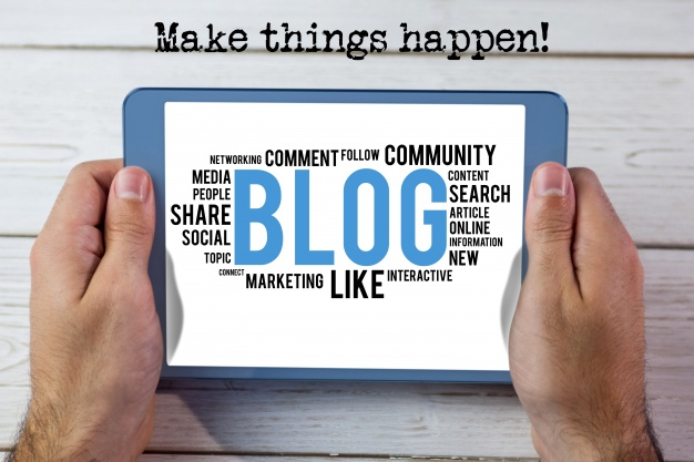 Become a successful blogger expert with ClickDo