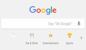 google quick links