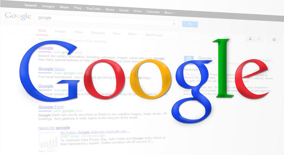 negative search results in google