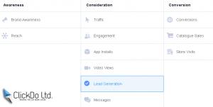 target audience on facebook based on pixel data