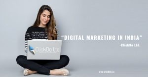 Digital Marketing and Blogging In India