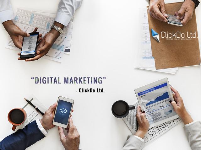 Digital Marketing courses at ClickDo Academy