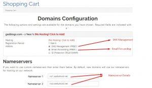 domain purchase in seekahost