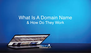 domain name and how they work