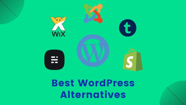 Best WordPress Alternatives