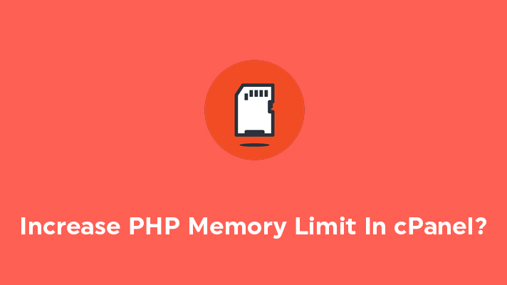 Increase PHP memory limit