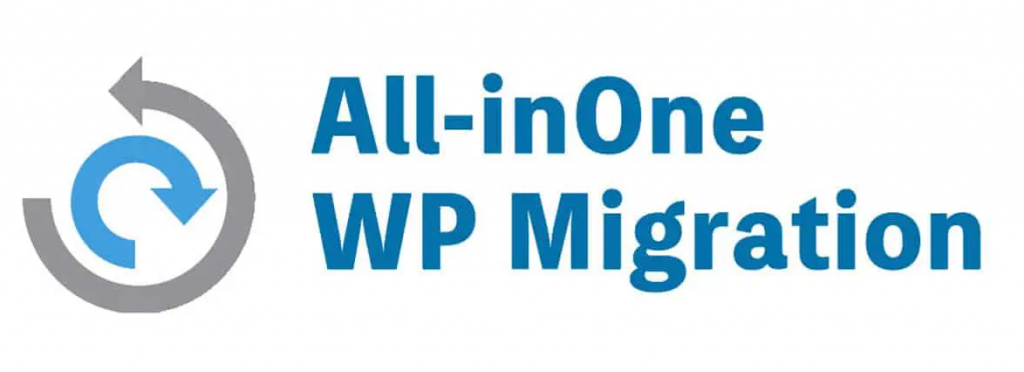 WordPress migration plugin - all in one wp
