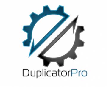 WordPress migration plugin - duplicator